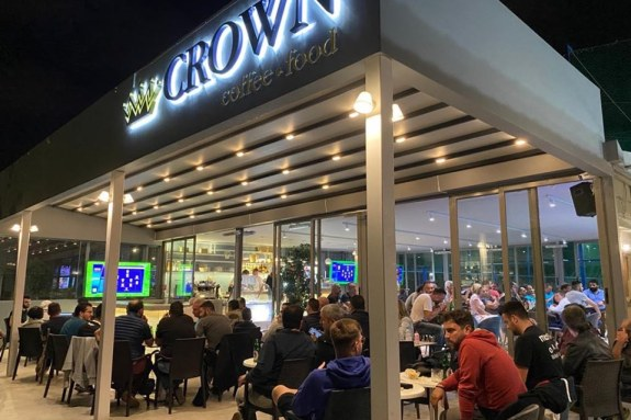 """Η Ευρωπαϊκή βδομάδα στο """"Crown"""""""