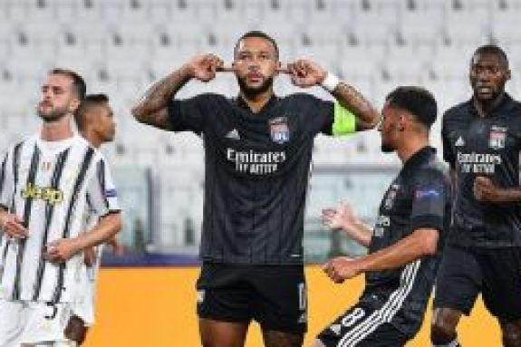 Γιουβέντους – Λιόν 2-1