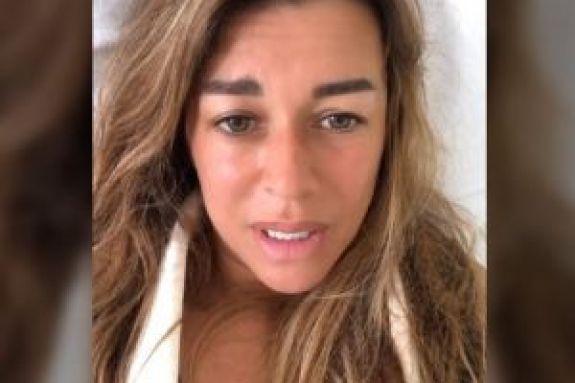 «Έκανα πέντε ώρες χειρουργείο» – Η Έρρικα Πρεζεράκου μιλά στο MEGA μετά το ατύχημα