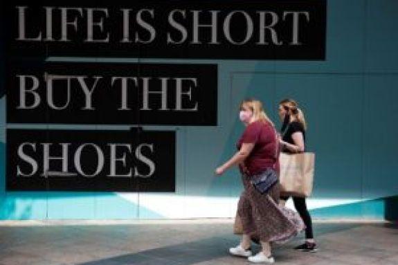 Κορωνοϊός: Το Ηνωμένο Βασίλειο σε ύφεση για πρώτη φορά μετά από 11 χρόνια