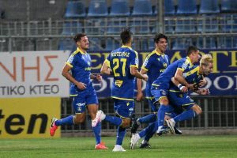 Αστέρας Τρίπολης – Παναθηναϊκός 1-0