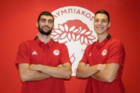 Ολυμπιακός : Στην πρώτη ομάδα οι Στράτος και Δορδοκίδης