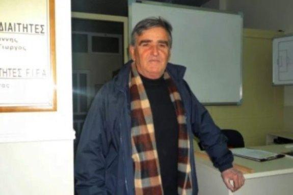 """ΓΣ Παλαιμάχων Εργοτέλη: """"Δίδαξε τους νέους με μεγάλη επιτυχία"""""""