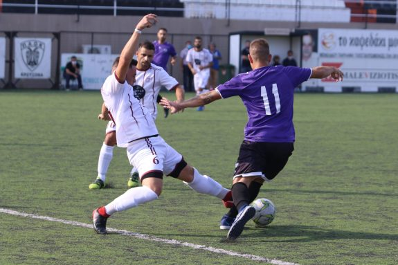 Με έξι ματς συνεχίζεται η πρώτη φάση του Κυπέλλου ΕΠΣΗ