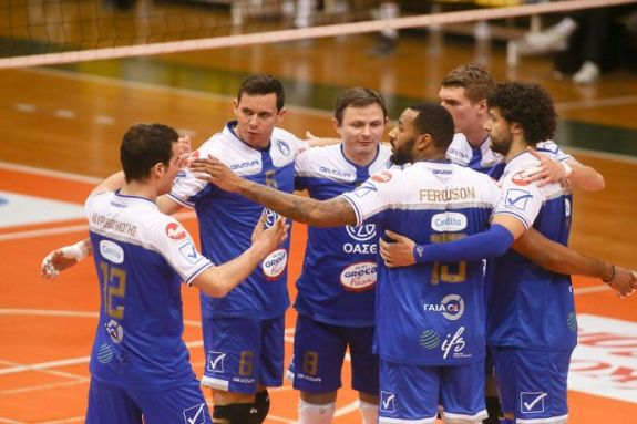 Επίσημο: Αποχώρησε από τη Volley League o Ηρακλής