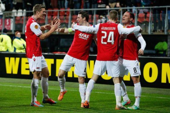 Προς αναβολή το Νάπολι – Άλκμααρ, με οχτώ διαθέσιμους ποδοσφαιριστές οι Ολλανδοί