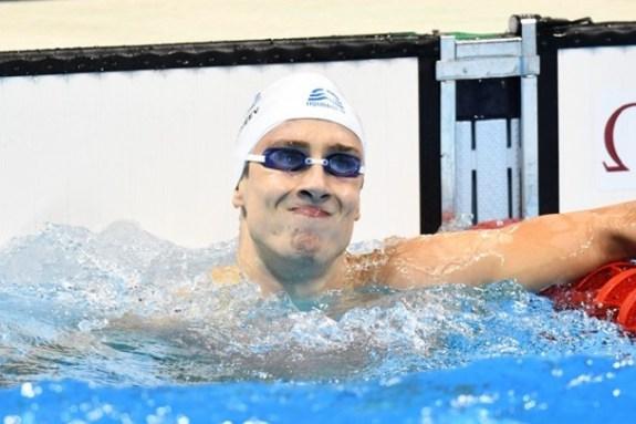 """Έγραψε ιστορία ο Γκολομέεβ: Έγινε ο πρώτος Έλληνας κολυμβητής που έσπασε το """"φράγμα"""" των 21 δευτερολέπτων!"""