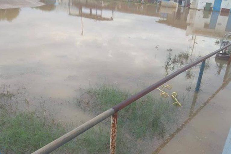 Pics | Πλημμύρησε το γήπεδο των Ελπίδων για ακόμα μια φορά!