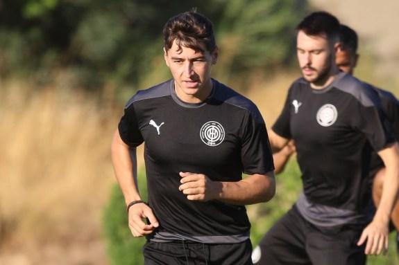 "Video | Στάικος: ""Να παίξουμε το ποδόσφαιρο μας, πάμε για αποτέλεσμα στο ΟΑΚΑ"""