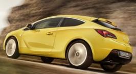 Αποκάλυψη Opel Astra GTC