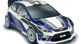 Τίτλοι τέλους για το Focus RS World Rally Car