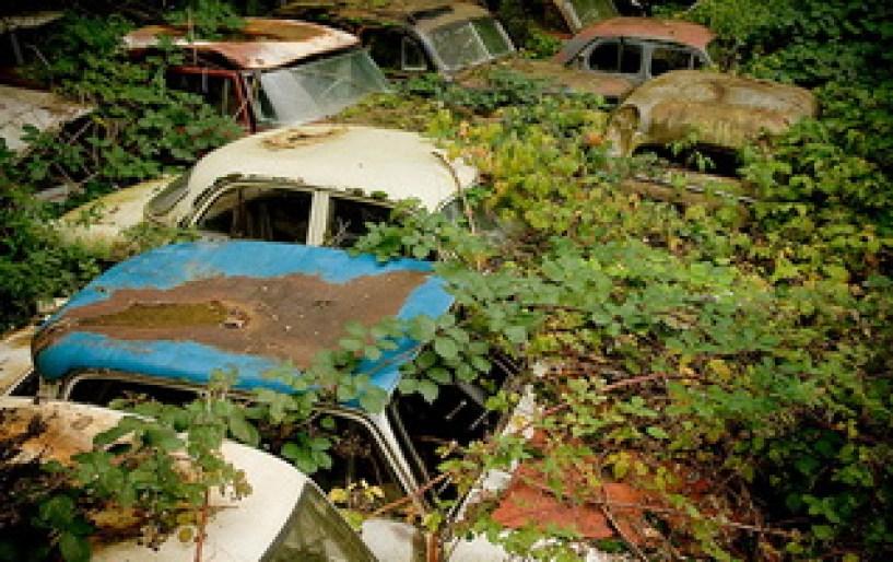 Η απόφαση για την απόσυρση αυτοκινήτων