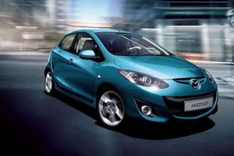 Νέο Mazda 2
