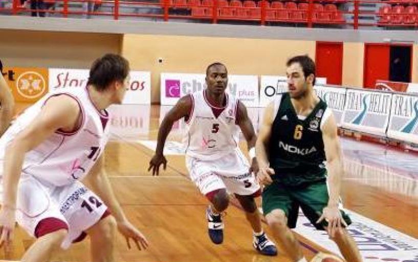 Παναθηναϊκός-Πανελλήνιος: 95-84