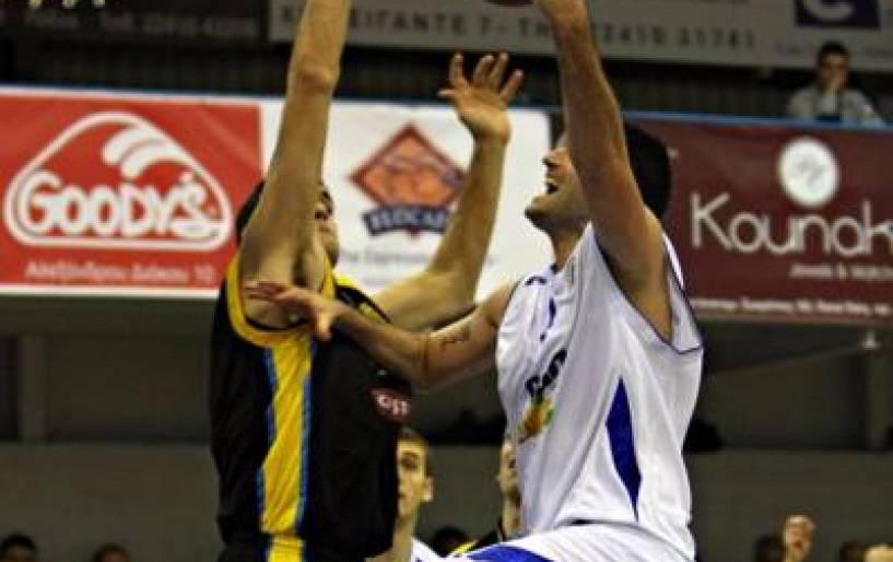 Κολοσσός-ΑΕΚ: 74-79
