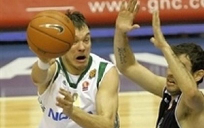 Ψάχνει NBA ο Γιασικεβίτσιους