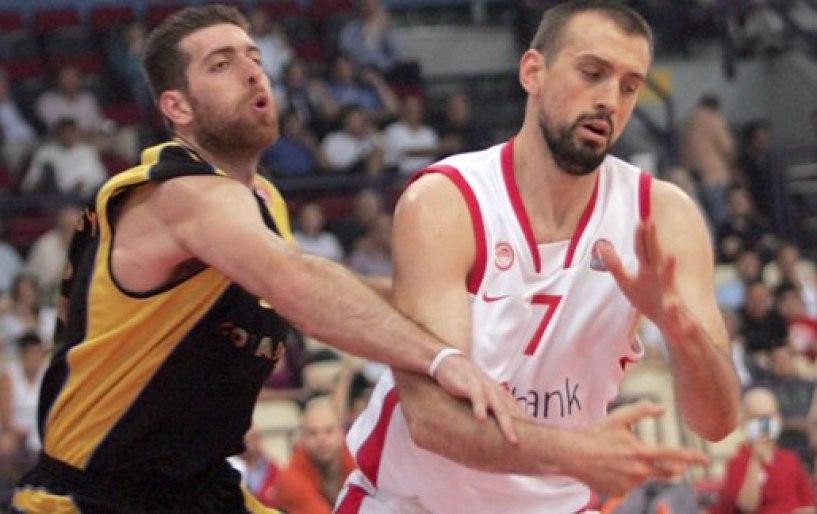 Ολυμπιακός-Παναθηναϊκος στον τελικό
