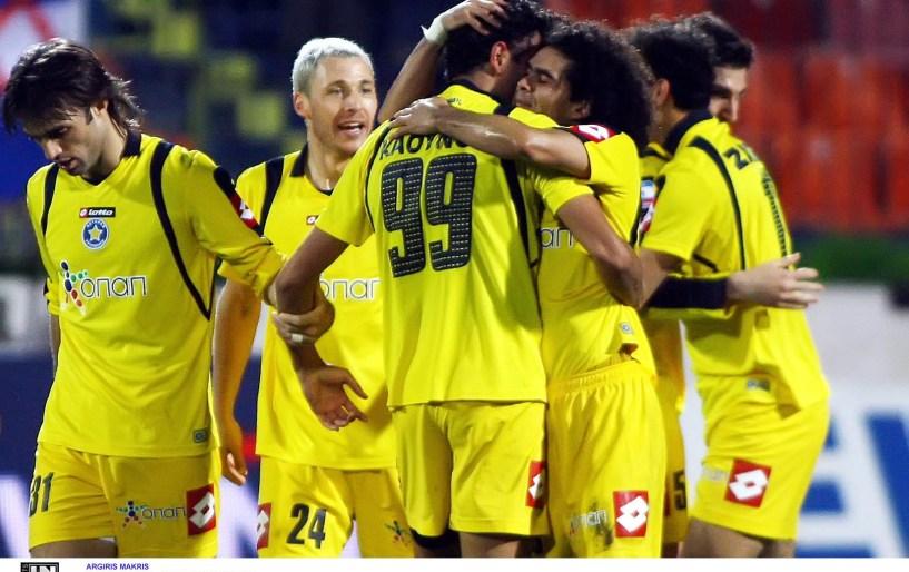 Πανιώνιος-Αστέρας Τρίπολης 0-1