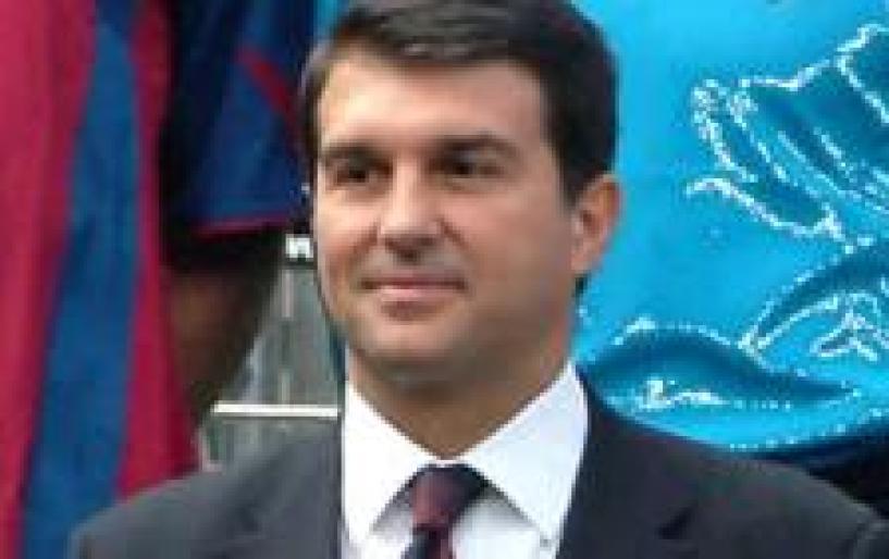 Λαπόρτα: Ούτε 40 εκ.ευρώ για τον Ρόνι