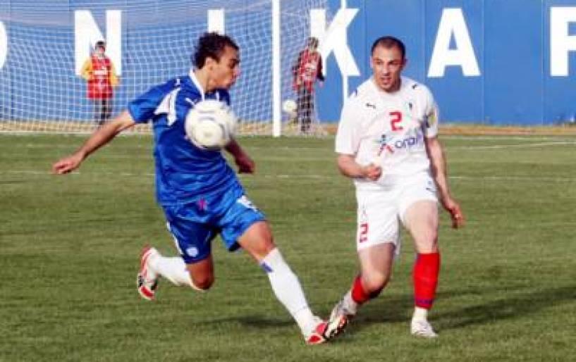 Ισοπαλία 1-1 στο Ελληνικό