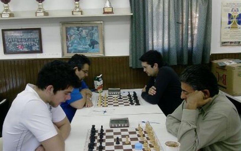 Φιναλίστ κυπέλλου το σκάκι του ΟΦΗ