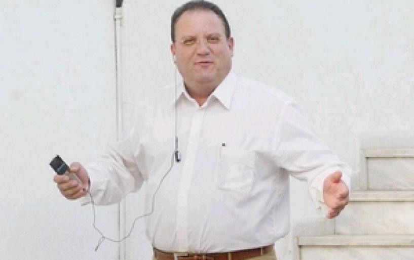 Παναγόπουλος: Προχωρά το θέμα του γηπέδου