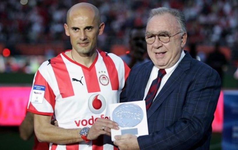 Τζόρτζεβιτς: Τους ευχαριστώ όλους