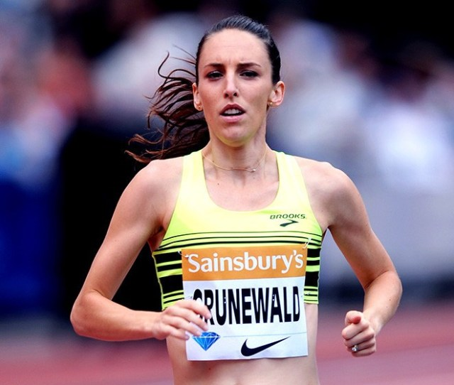 Tributes Paid To Inspirational Athlete Gabriele Grunewald