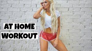 Home Workout: Abs | Vlogmas