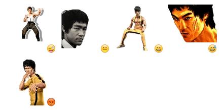 Bruce Lee Telegram