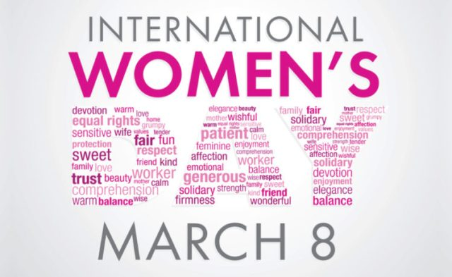 International Womens Day 2019