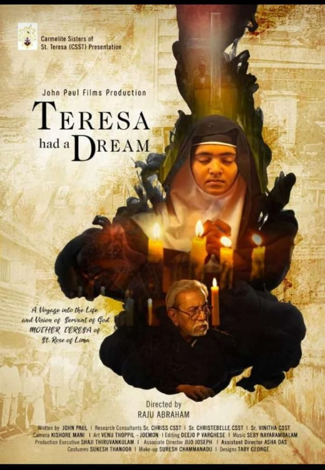 teresa had a dream