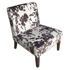 Brown Slipper Chair Christmas Dining Covers Uk Utter At Home Zoom