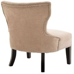 Tufted Accent Chairs Joie Mimzy Snacker Highchair Owl Mya Chair Dk Bwn At Home