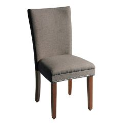 Studded Dining Room Chairs Parisian Bistro Jasmine Parsons Chair At Home