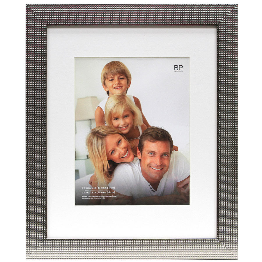 16 X 20-in 11 14-in Champagne Dotty Matte Frame Home