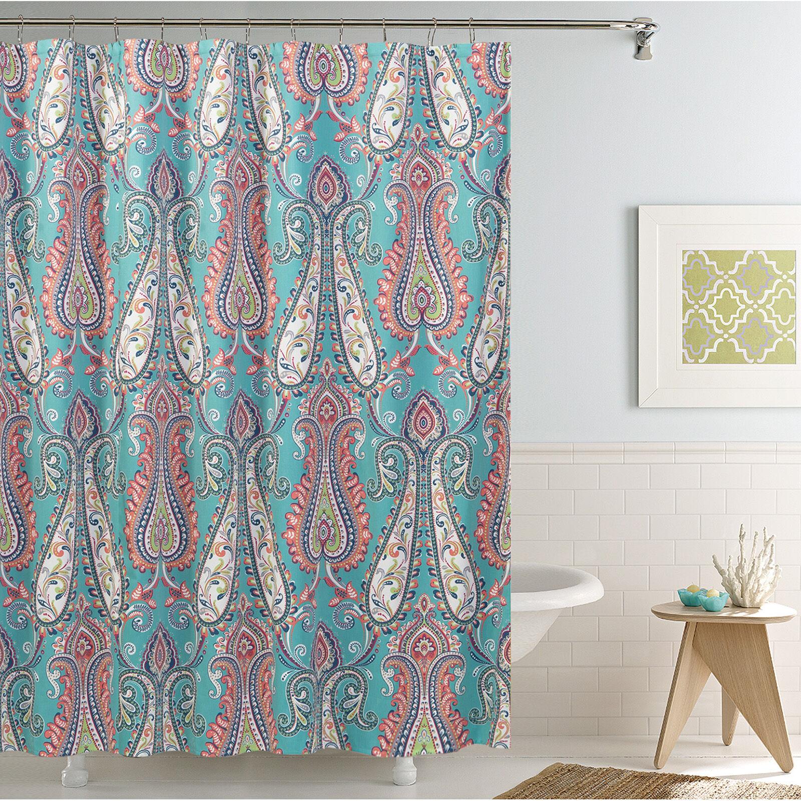 Madison Park Amherst Shower Curtain