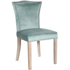 Green Dining Room Chairs Home Depot Outdoor Patio Chair Covers Collection At Stores Velvet Lina