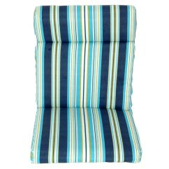 Steel Chair With Cushion Seat Covers Canada Connely Iris Hinged At Home