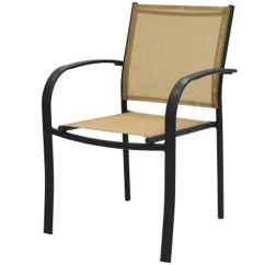 Target Sling Chair Tan Fishing Cart Holder Low Back Stack At Home