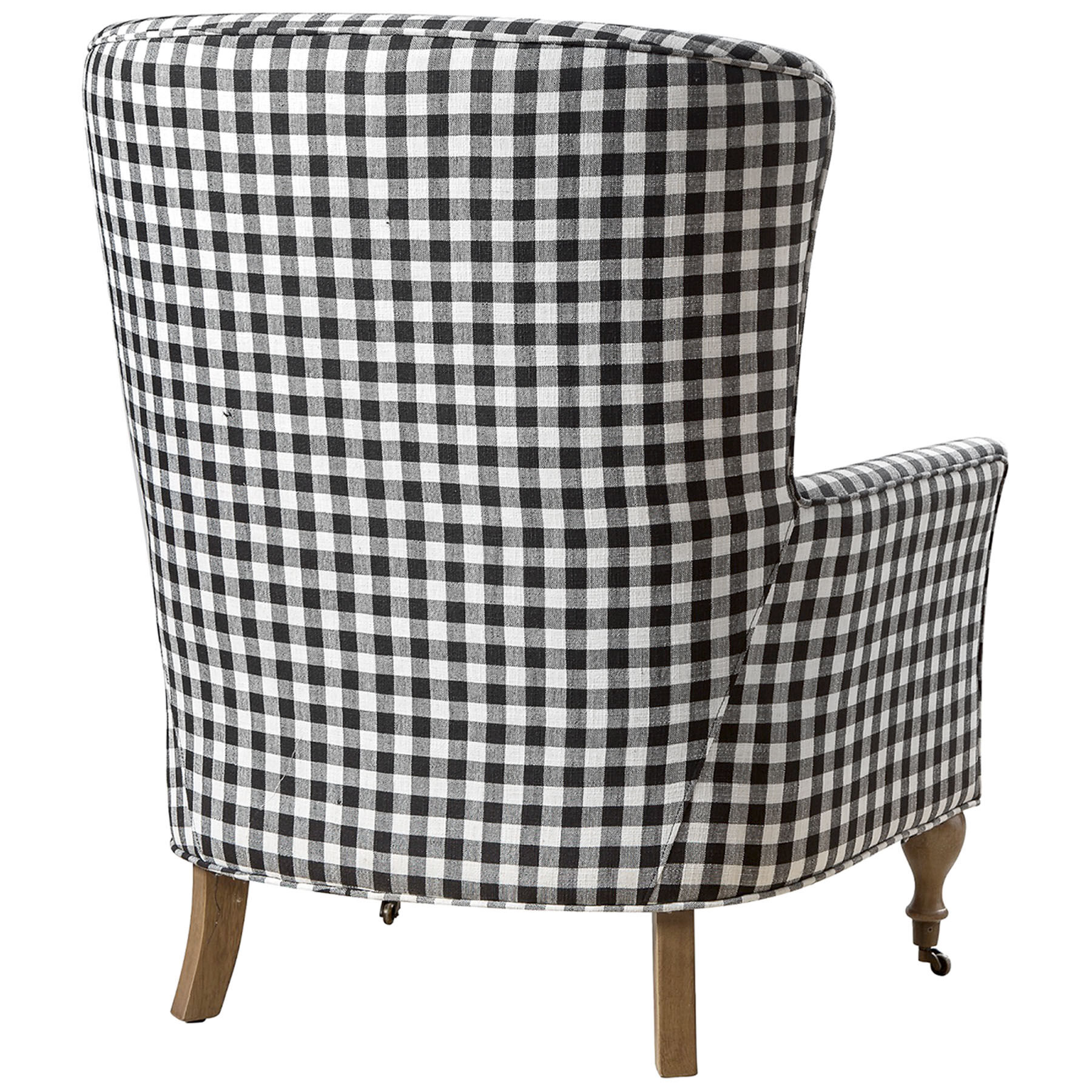 Lancaster Plaid Chair  At Home