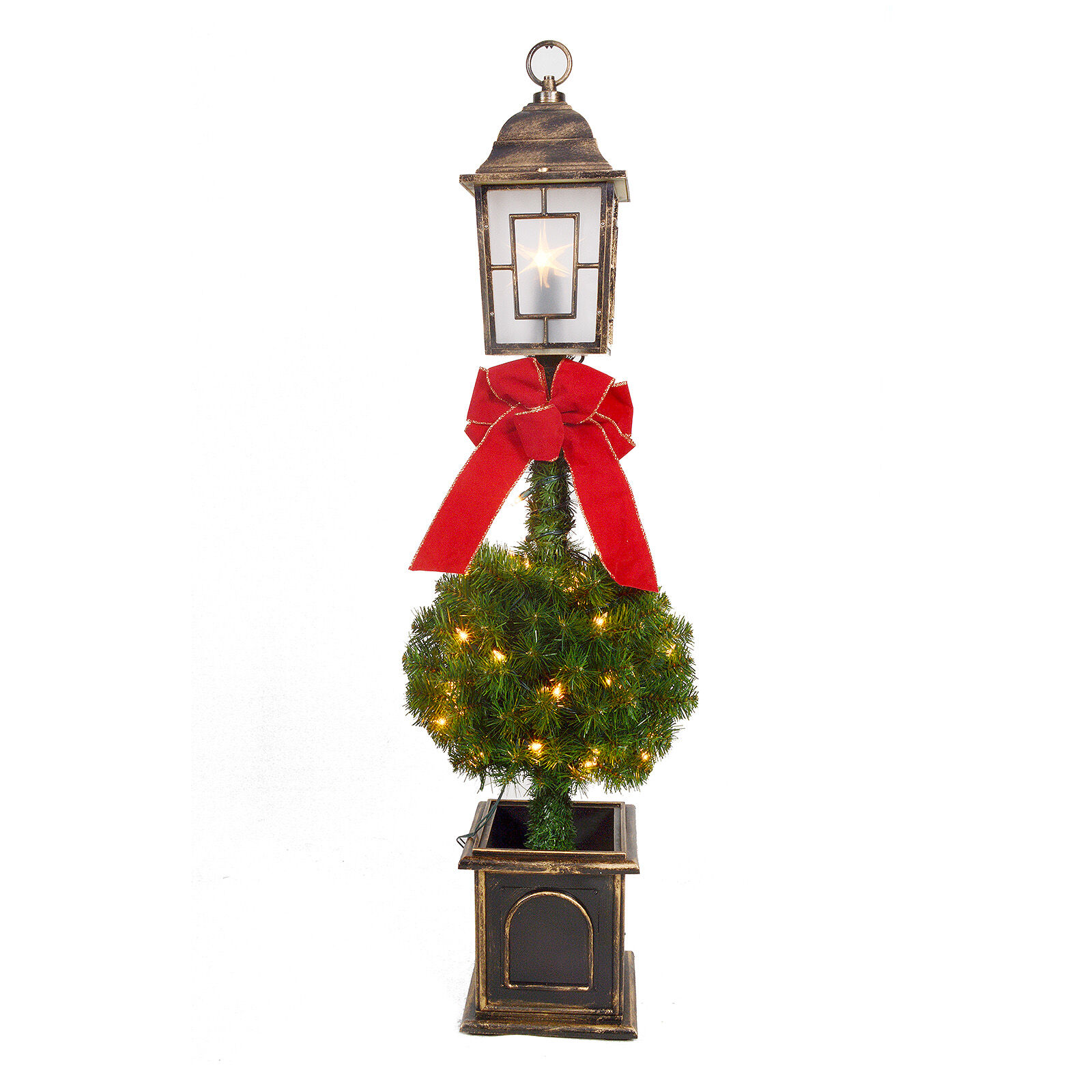 Home Accents 4 Ft Lamppost