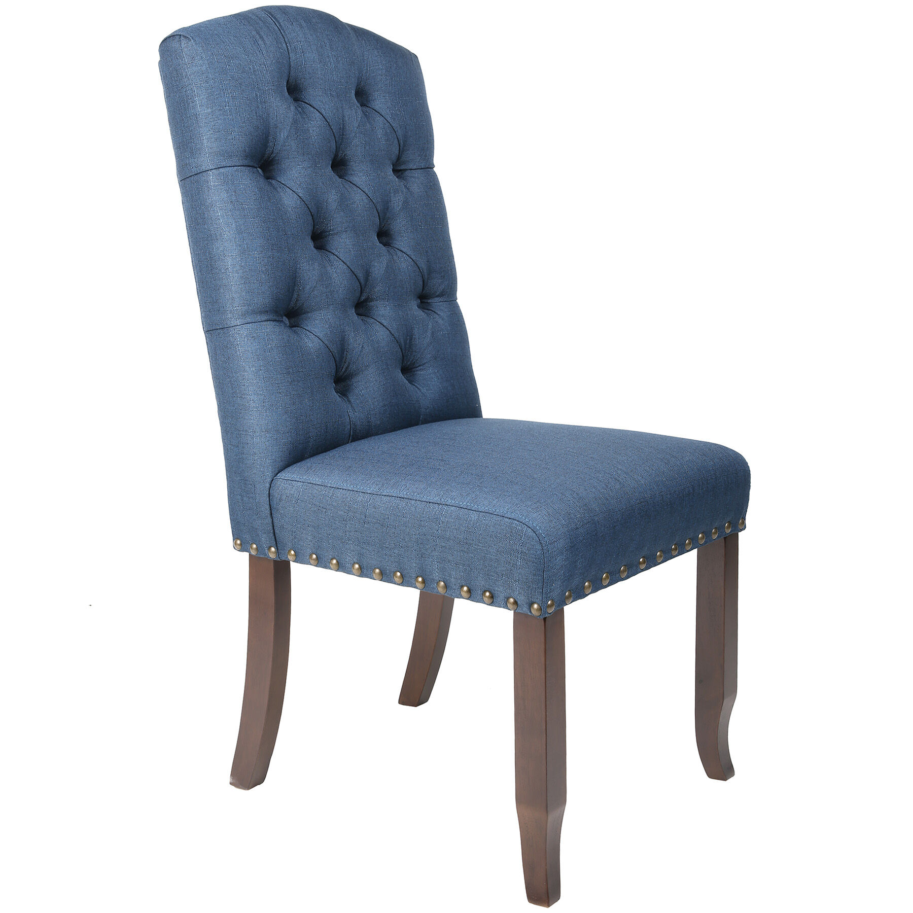 small resolution of amina dining chair navy zoom