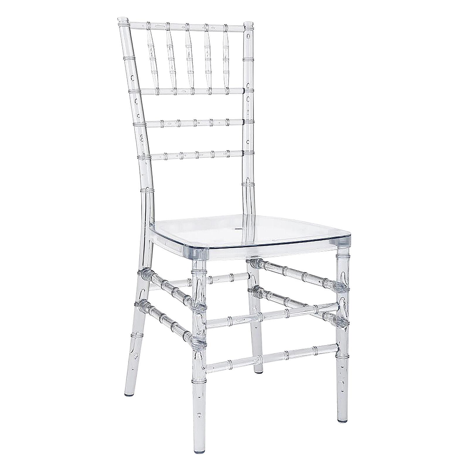 Acrylic Chiavari Ghost Chair  At Home