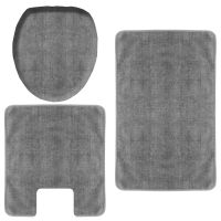 Gray Bathroom Rug Sets - Rugs Ideas