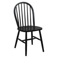 Black Windsor Dining Chair   At Home