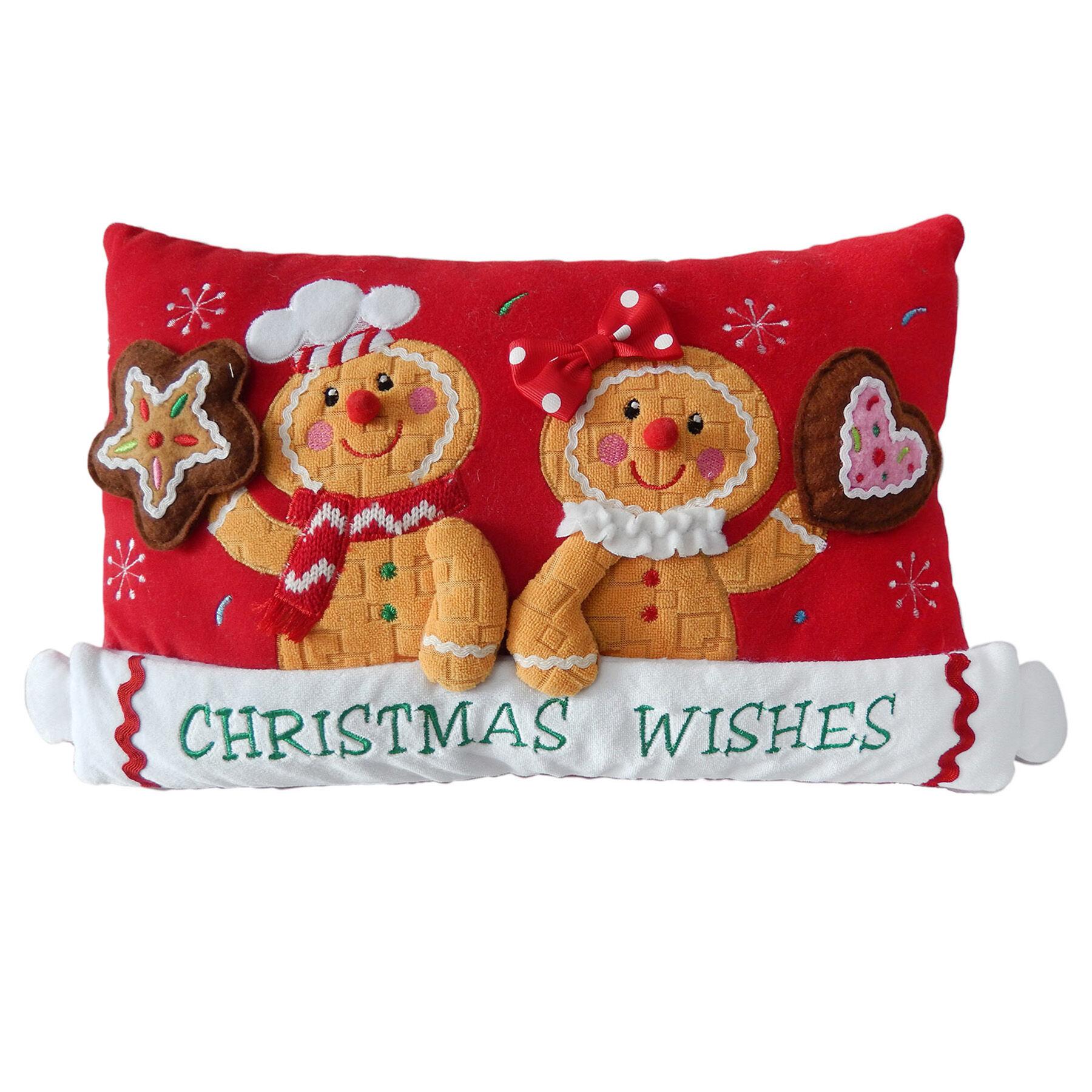 Decorative Pillows For Christmas