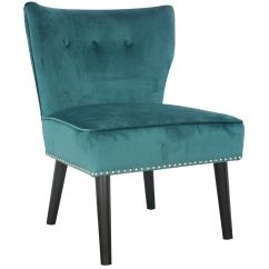 Decorative Chairs Cheap Chair Slip Covers Bed Bath And Beyond Accent Collection At Home Stores Jasper Teal