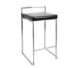chair stool black blinds for hunting barstools barstool collection at home stores counter height