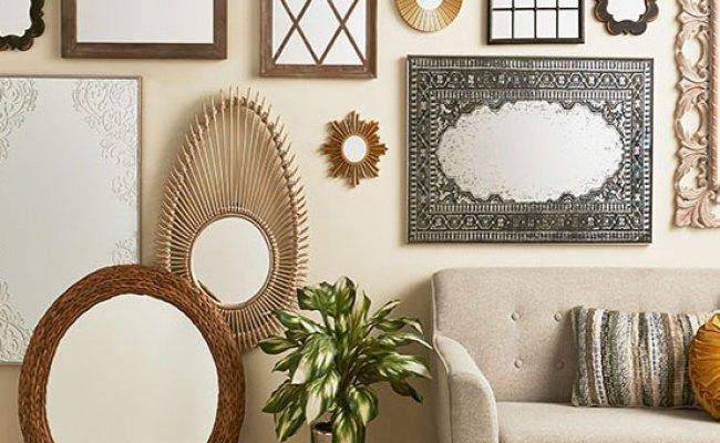 Decorative Wall Mirrors At Home